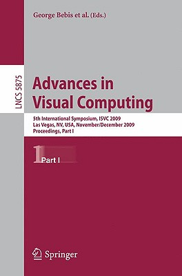 Springer Advances in Visual Computing: 5th International Symposium, ISVC 2009, Las Vegas, NV, USA, November 30 - December 2, 2009, Procee at Sears.com